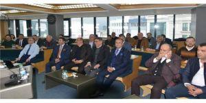 """DTO Başkanı Erdoğan: """"Zeytin Dalı Harekatı ülke ekonomisini olumsuz etkilemedi"""""""