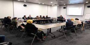 Eyüpsultan Belediyesi personeline İş Sağlığı ve Güvenliği Eğitimi