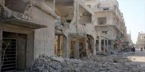 Doğu Guta'da 12 günde 674 sivil hayatını kaybetti
