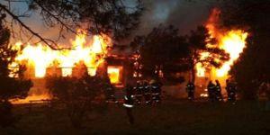 Uyuşturucu tedavi merkezinde yangın: 30 ölü!