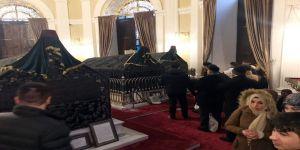 Sultan Abdülhamit Han türbesine rekor ziyaretçi