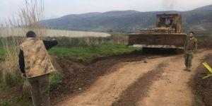 Afrin kahramanları için yen yol açıldı