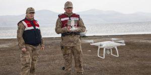 Drone ile güvenlik önlemi
