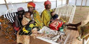Malavi'de kolera salgını