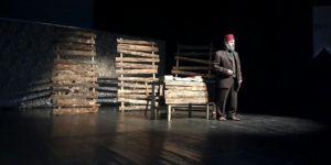 """Mehmet Akif Ersoy'un hayatı """"Ben Mehmet Akif"""" oyunu ile sahnelenecek"""