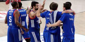 Anadolu Efes, Maccabi Fox Tel Aviv'i ağırlıyor