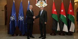 NATO Genel Sekreteri'nden Ürdün'e övgü