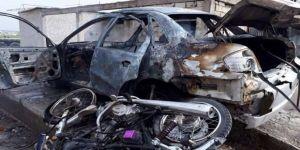 Cerablus'ta patlama: 5 ölü