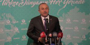 Çavuşoğlu, Yunus Emre Enstitüsü açılış törenine katıldı