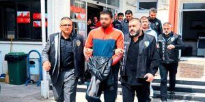 Tribün lideri, ülkeden kaçarken yakalandı