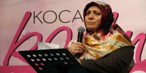 Kocaelili kadınlar 8 Mart'ı tek yürek kutladı