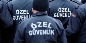 Özel güvenlik sayısı, polisi geçti