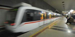 Yeni metro hattı için düğmeye basıldı