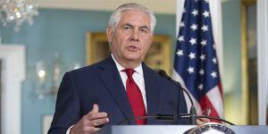Tillerson: 'Kuzey Kore politikası başarılı oldu'