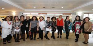 Kadın sanatçılardan özel sergi