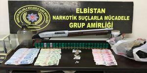 Uyuşturucu satıcılarına operasyon !