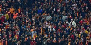 Türk Telekom Stadyumu'nda 42 bin 587 seyirci