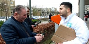 Denk Partisi, Hollanda'nın en genç tabana sahip