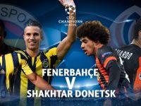 Shakhtar Donetsk-Fenerbahçe Maçının Şifresiz Kanalları