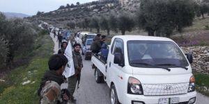 Terörden temizlenen Afrin'in köylerine dönüş başladı