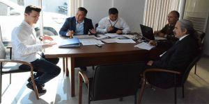 Belediyelerde taşeron personelin kadroya geçiş sınavı başladı
