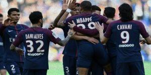 PSG, Angers'yi 2-1 mağlup etti