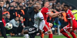 Beşiktaş veda etti