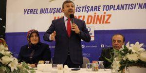 Karabacak, sağlık çalışanlarını ağırladı