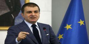 AB Bakanı Ömer Çelik'den Avrupa Parlamentosu açıklaması