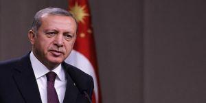 """Cumhurbaşkanı Erdoğan, """"İşimiz bitmeden oradan çıkmayacağıız"""""""