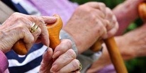 Yaşlı nüfus oranı son beş yılda yüzde yüzde 17 arttı