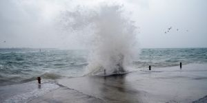 Tropikal fırtına tehdidi geçti