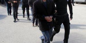 Arazi çetesine operasyonda 5 tutuklama