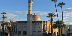 ABD'de İslam Toplum Merkezi'ne çirkin saldırı