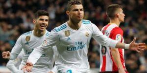 Ronaldo gol yağdırdı!