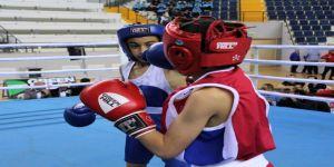 Üst Minikler Türkiye Boks Şampiyonası başladı