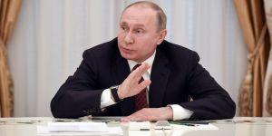 Putin'den Suriye açıklaması!