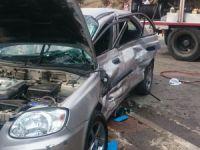 Gebze Harem kaza yaptı; 8 yaralı