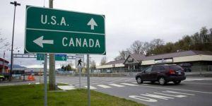 ABD'den Kanada'ya mülteci akını