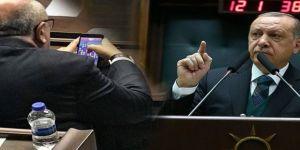 Fena yakalandı! Erdoğan konuşurken…