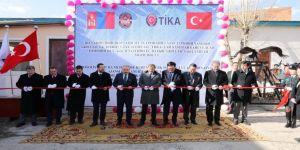 Çavuşoğlu Moğolistan'da cezaevini ziyaret etti