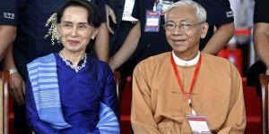 Myanmar Devlet Başkanı istifa etti