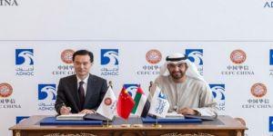 Çin ve BAE imzaları attı!