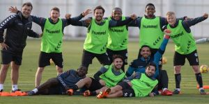 Konyaspor, Osmanlıspor maçı hazırlıklarına başladı