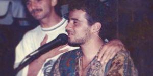 Ata Demirer'in gençlik fotoğrafı!