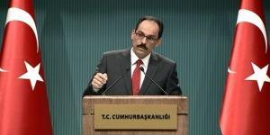 Kalın'dan Erdoğan-Trump görüşmesine ilişkin açıklama