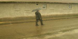 Kocaeli'de çamur yağdı