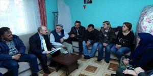 Erdoğan'dan şehit Binbaşı Dunca'nın ailesine mektup