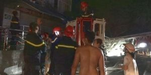 Yangın faciası: 13 ölü, 27 yaralı