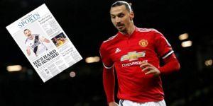 Transferini gazete ilanıyla duyurdu